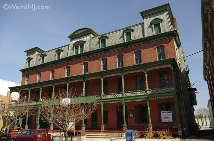 Ghosts Of The Union Hotel Flemington