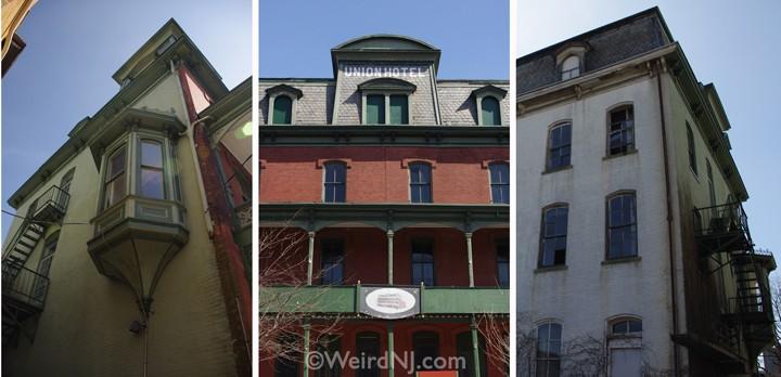 Weird Nj History Haunting Of The Union Hotel Flemington