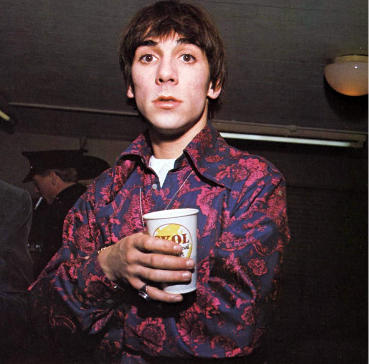 August 12, 1967: Keith Moon Takes The Plunge In Asbury
