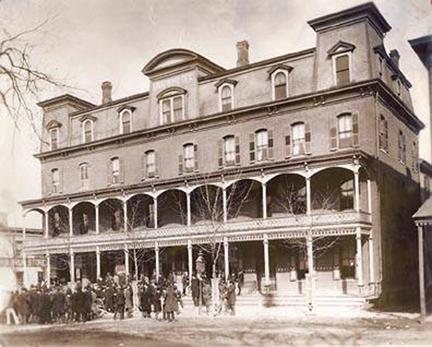 Union Hotel Historic