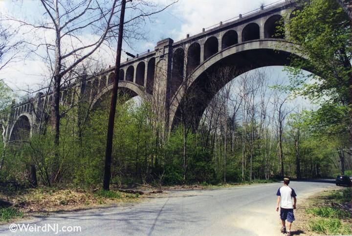 Paulinskill Viaduct | Weird NJ