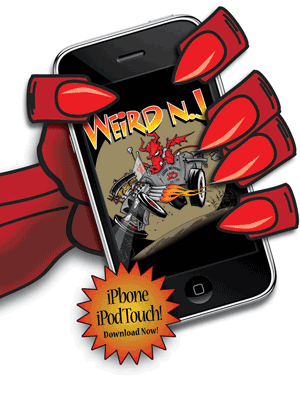 Weird NJ App