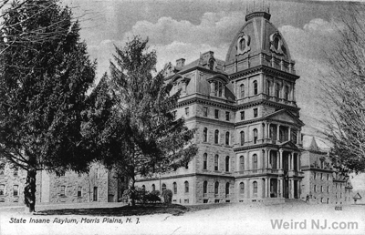 Greystone Park Psychiatric Hospital | Weird NJ