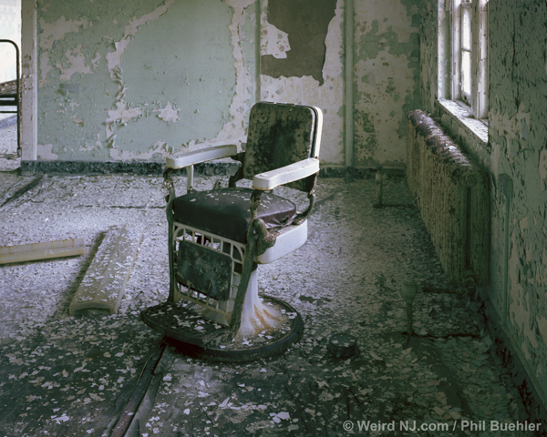 Greystone Park Psychiatric Hospital Weird Nj
