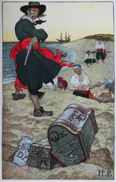 Kidd by Howard Pyle