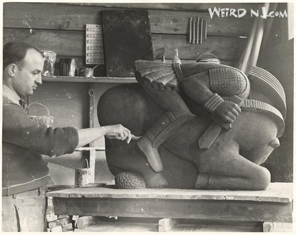 Gregory Sculpting