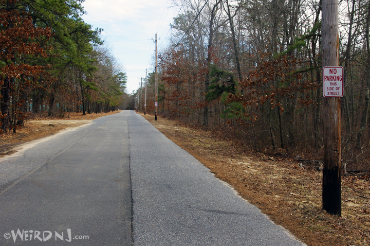 Burnt Mill Road Paved