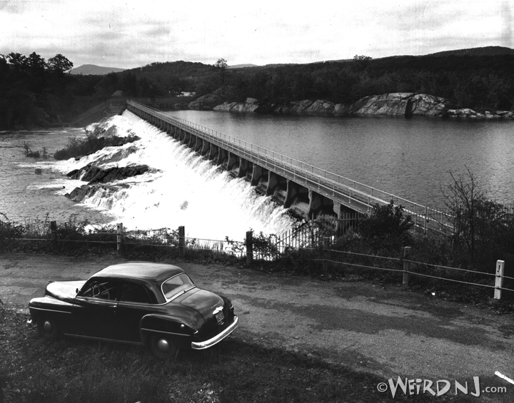 Wanaque Dam (Old)