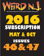 Subscribe to Weird NJ.