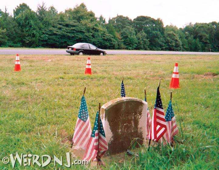 Noah Cherry Grave