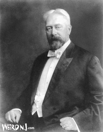 Gustav Lindenthal, 1909