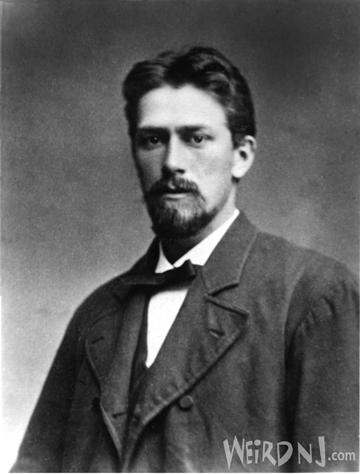 Gustav Lindenthal,1880