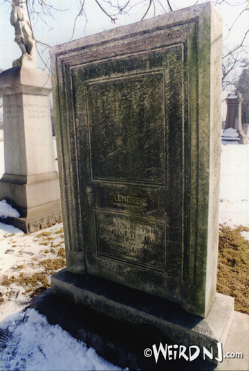 Quoth the Tombstone: Lenore | Weird NJ