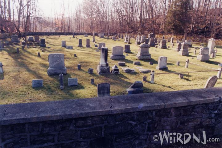 Pilgrim Graveyard