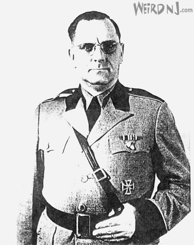 "Fritz Kuhn, the ""American Führer."""