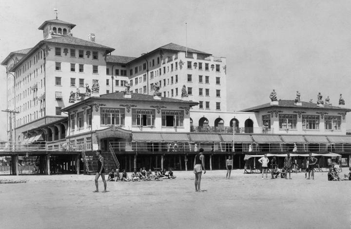Flanders Hotel 1923