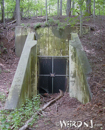 Bunker Entrance©Mark Moran