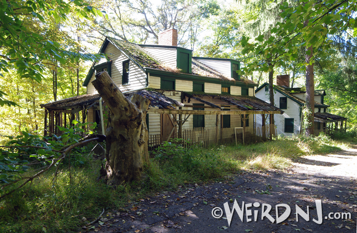 The Deserted Village and Enchanted Forest of the Watchung