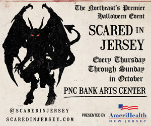Scare In Jersey