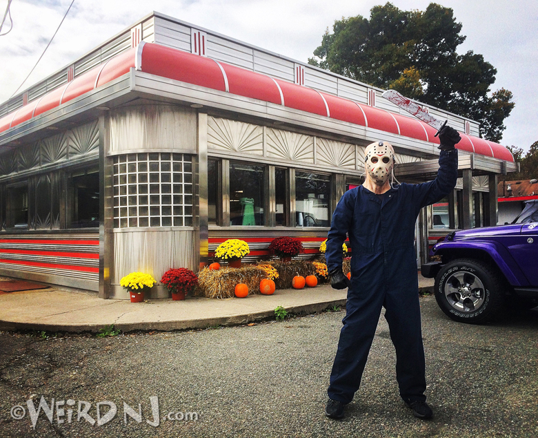 Jason at Diner-MM
