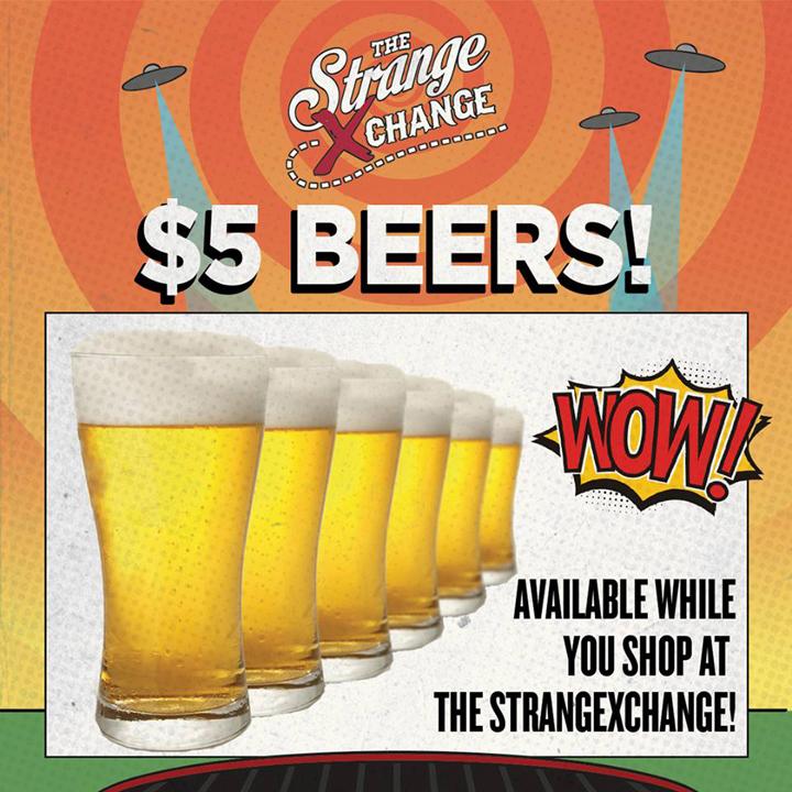 Five Dollar Beer