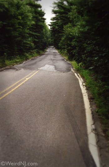 Image result for clinton road haunted