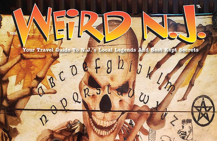 Weird New Jersey Magazine Subscription 4