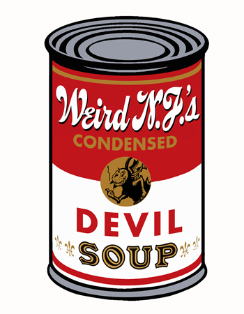 Condensed Devil Soup